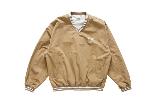 Warm Up Pull Over (Beige)