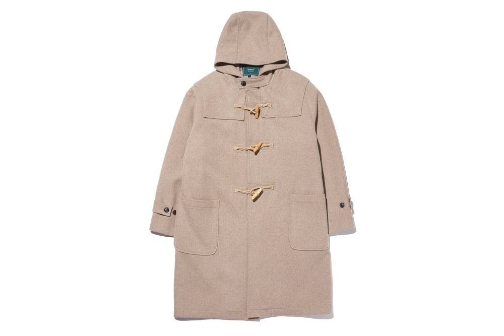 Long Duffle Coat(Oatmeal)