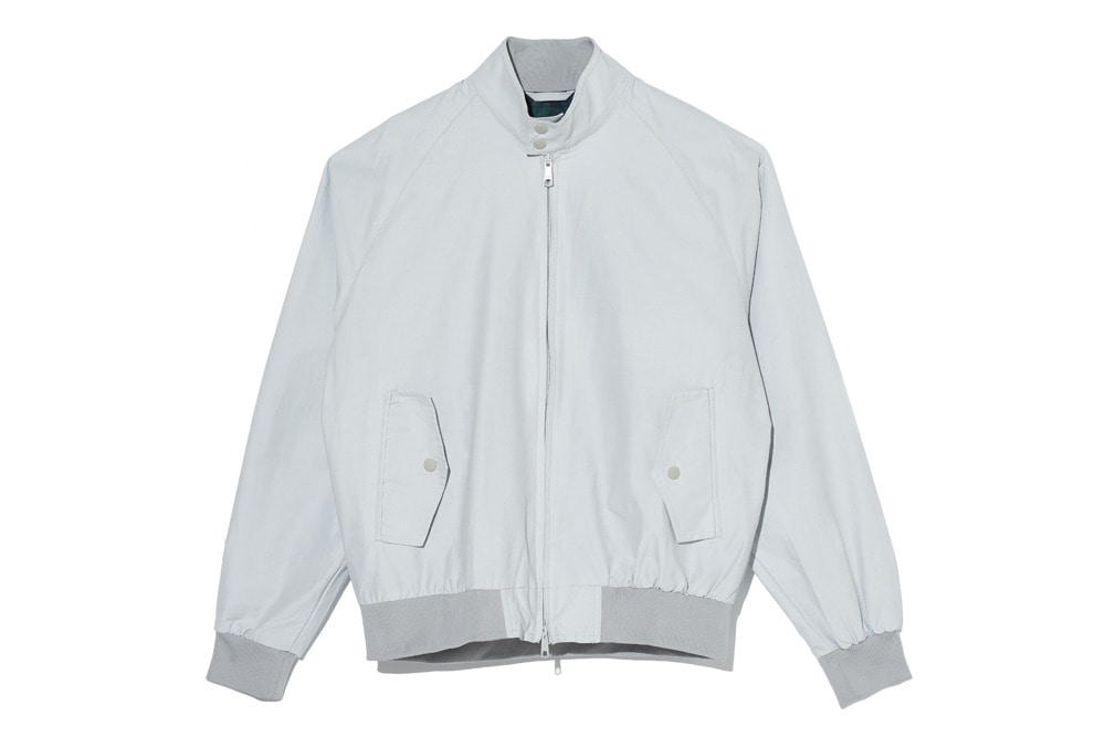 Harrington Jacket(Light Grey)