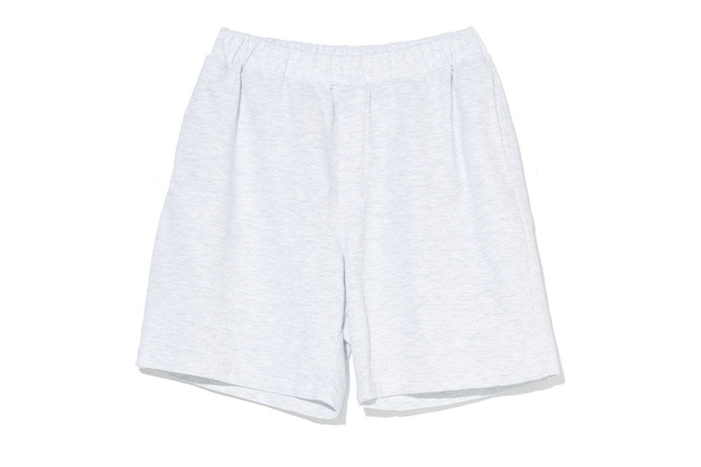 Light Sweat Shorts(L.Grey)