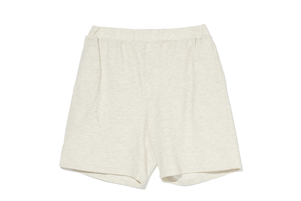 Light Sweat Shorts(Oatmeal)
