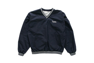 Warm Up Pull Over (Navy)