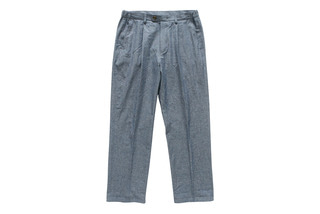 Chambray Easy Pants (Deep Blue)