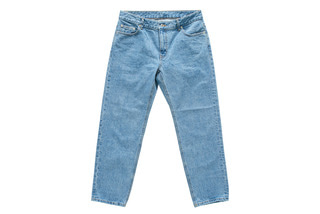 Standard Denim Pants (Light Blue)