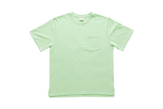 Standard Pocket Tee (Light Green)