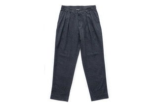 Wide Slacks (Charcoal)
