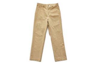 Regular Chino Pants (Beige)