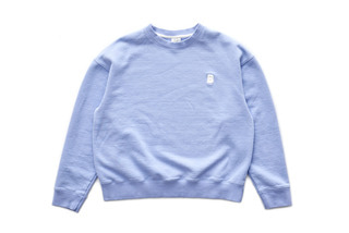 B Logo Sweat Shirts (Light Purple)