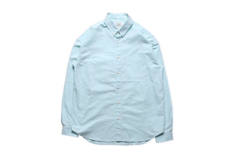 Oxford BD Shirts (Mint)