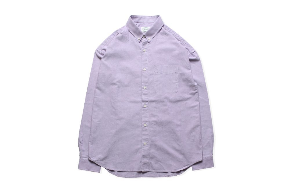 Oxford BD Shirts (Purple)