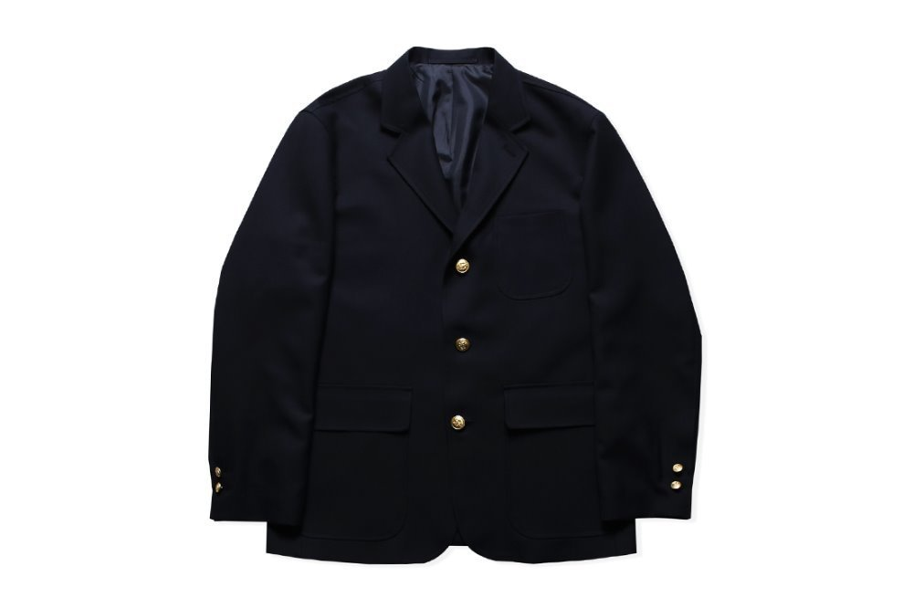3B Blazer Jacket (Navy)