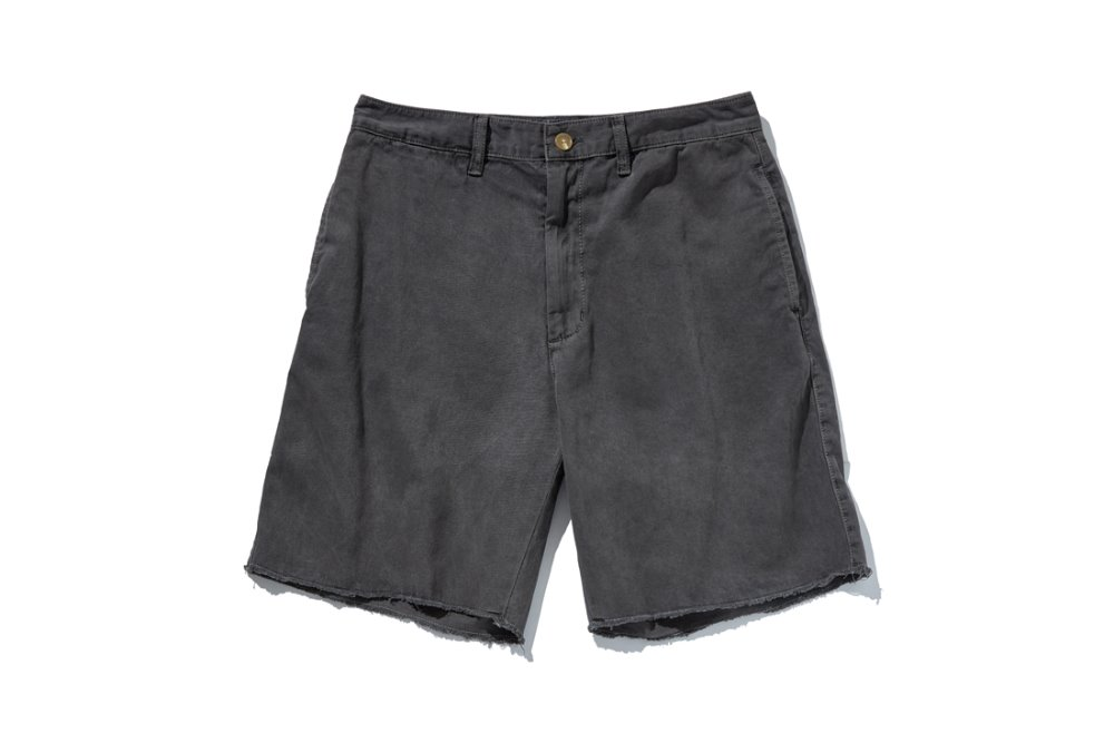 Cut Off Shorts (C.Grey)