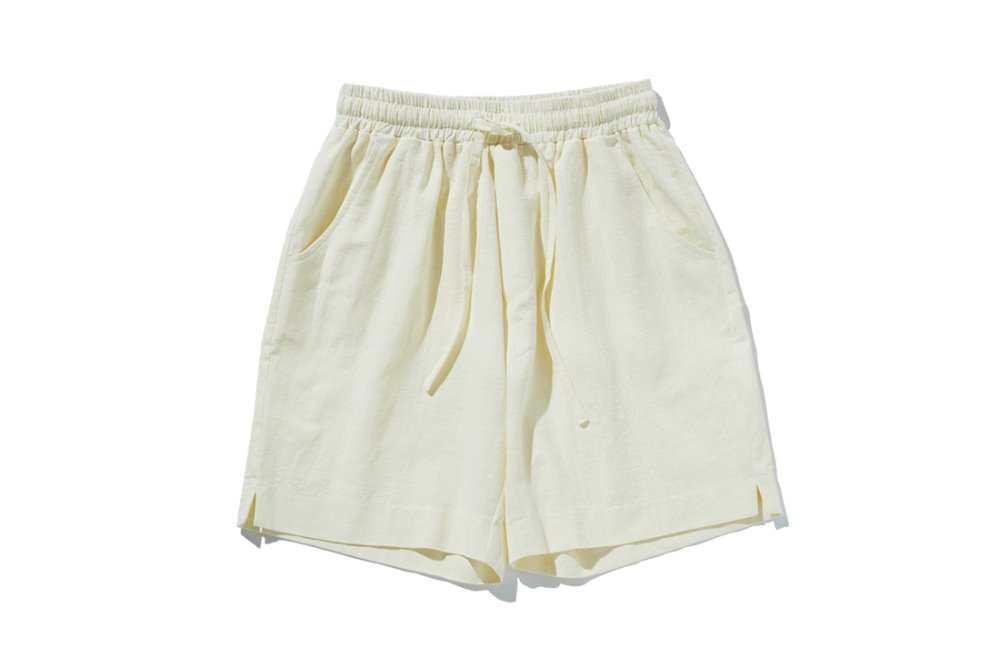 Daily Shorts (Cream)