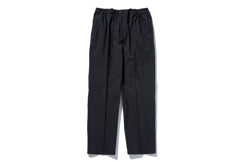 Basrak Pants  (Midnight Black)