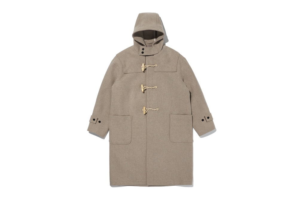 Duffle Coat(Oatmeal)