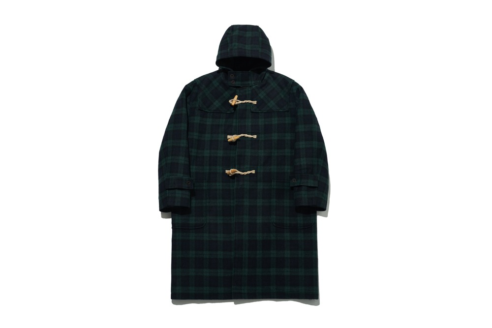 Duffle Coat(Black Watch)