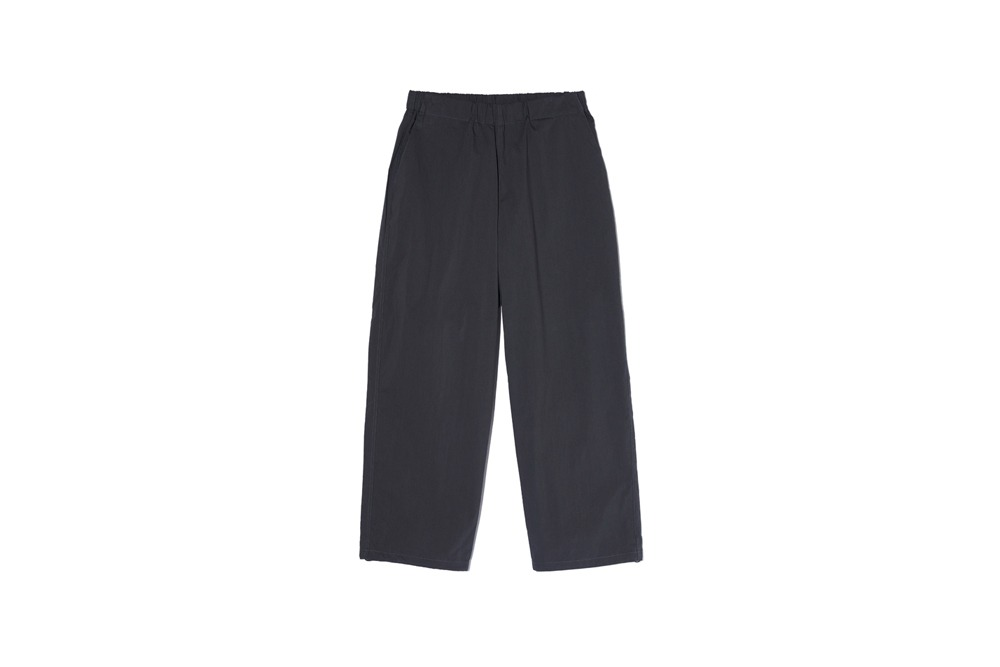 Compact Easy Pants (Midnight Black)