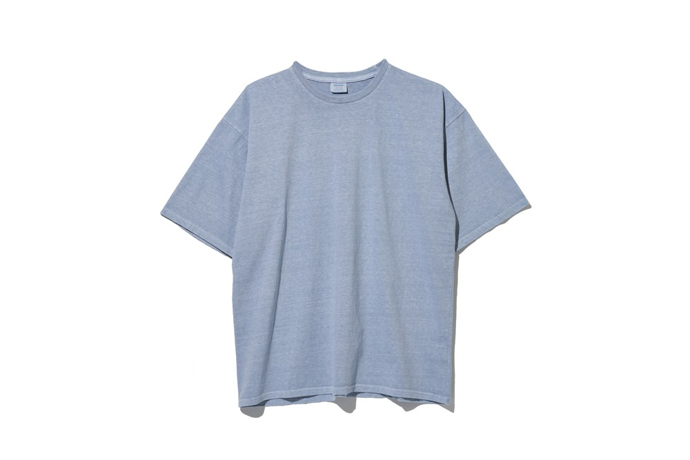 Daily T-Shirt  (P.Light Blue)