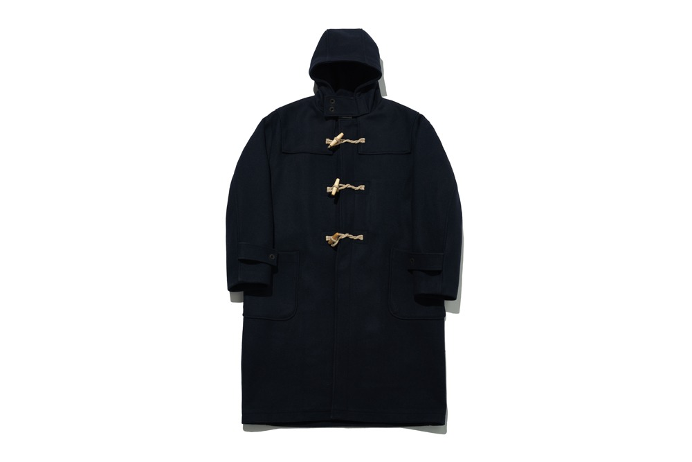 Duffle Coat(Navy)